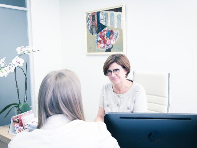 Ginekologa konsultācijas