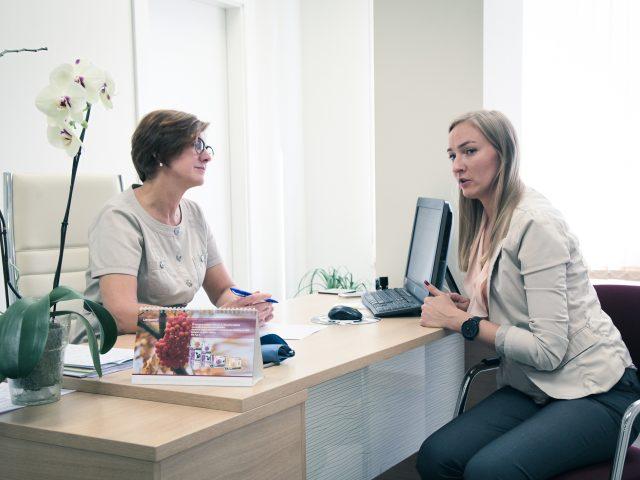 Ko sievietes jautā ginekologam?