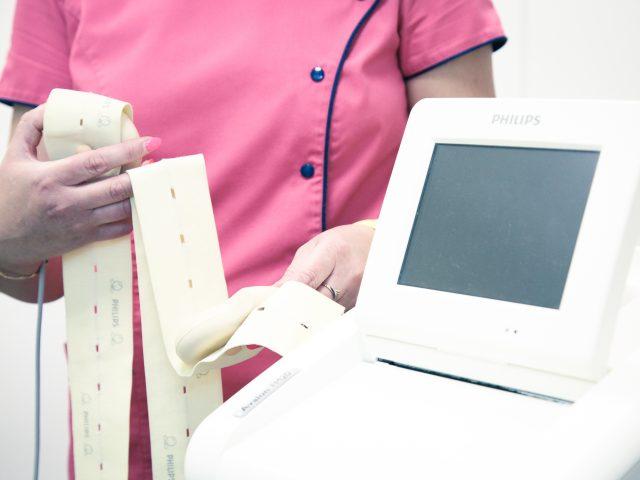 Grūtnieču ultrasonogrāfija