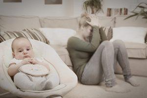 Pēcdzemdību depresijas cēloņi